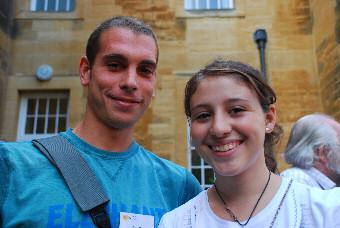 Andres Zaragoza & Samantha Ryzman