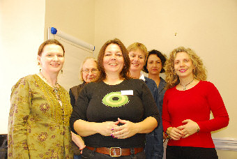 Advanced Interpretation Group with tutor Cat Cox