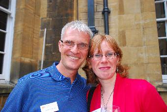 Carole Taylor & Tom McPherson