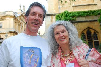 John Etherington & Melanie Reinhart