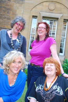 Diane Conway, Barbara Ryan, Colleen Alexander & Helen Sutliff