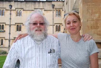Rob Hand & Deana Necic