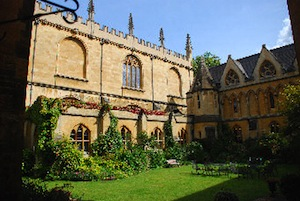 Exeter College
