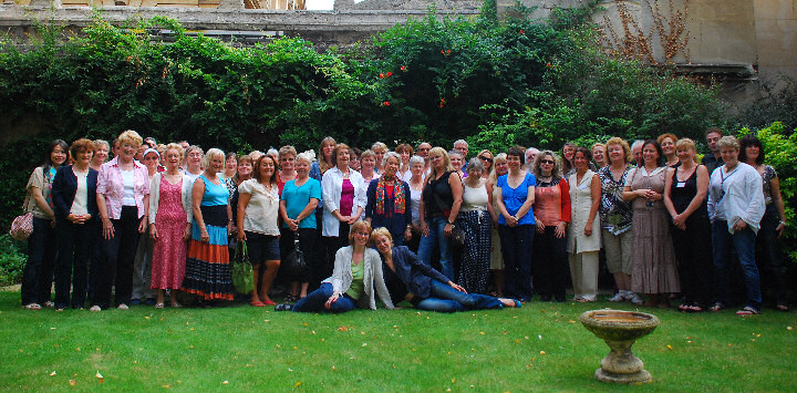 The Group Photo with Carole Taylor and Deana Necic